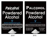 Palcohol label