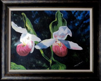 Lady Slipper, Artist Bev